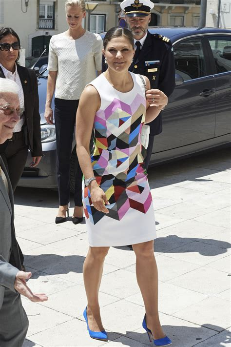 crown princess victoria  lisbon