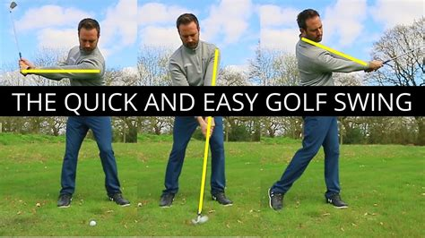 Easy Golf Swing by The And Easy Golf Swing