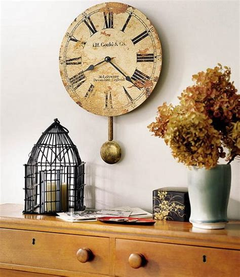 How To Decorating Clocks 25 ideas for modern interior decorating with large wall clocks