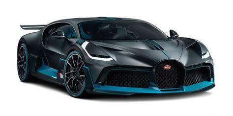 Bugatti Divo Price, Images, Mileage, Colours, Review In