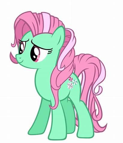 Minty Christmas Very Pony G4 Ponies Vector