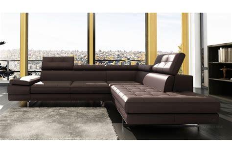 canapé 6 places cuir canapé d 39 angle en cuir 5 6 places mobilier privé
