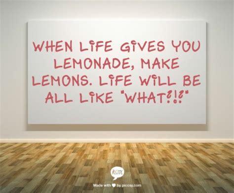 inspirational quotes  lemons quotesgram