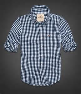 Hollister Button Down Shirt Men