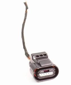 Lh Front Door Latch Actuator Lock Plug Pigtail Wiring 99