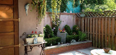 Big Ideas For Decorating Small Outdoor Spaces « Bombay