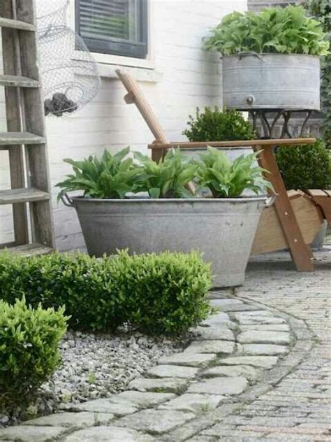tubs in gardens 17 best images about cta woyf on pinterest floating candles galvanized trough and galvanized