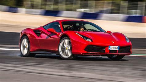 Top Ten Ferraris by Top Gear S Speed Week Chris Harris Vs 488 Gtb
