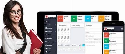 Student Management Software System Attendance Automates Scheduler