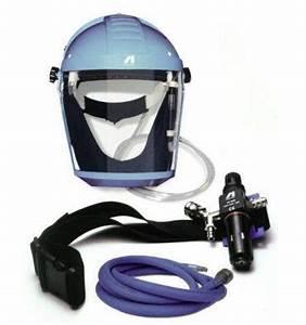 Masque Pour Peinture : masque a visiere et a adduction d air iwata airfed ~ Edinachiropracticcenter.com Idées de Décoration