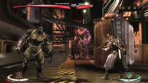 Injustice Gods Among Us: Red Son 2 DLC Deathstroke vs ...