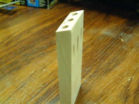 pocket hole jig     piece  hardwood block