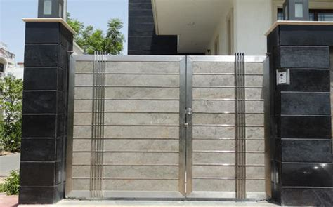 ss main gates stainless steel main gate manufacturer
