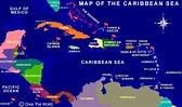 12 Caribbean Maps You Need | Caribbean Islands Map - Adventugo