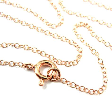Rose Gold Necklace  Rose Gold Plated Over Sterling Silver. Esq Movado Watches. Cz Eternity Band. Drop Light Pendant. Breast Cancer Bracelet