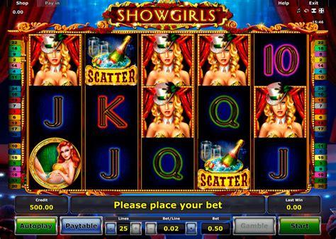 Play Showgirls Free Slot  Novomatic Casino Slots Online