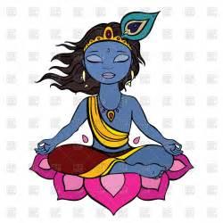 Krishna Hindu God Clip Art