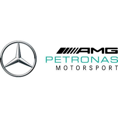 mercedes amg logo vectorise logo mercedes amg petronas motorsport 2017