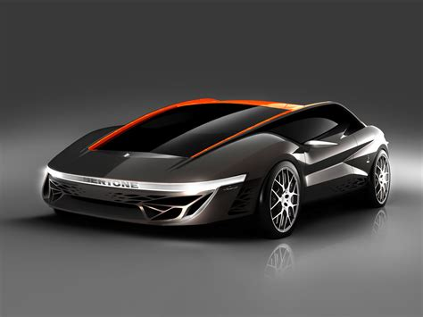Techcracks  Bertone Nuccio Concept Car