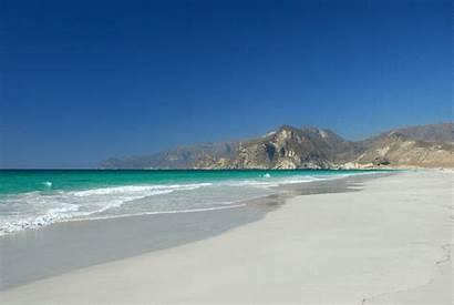 Oman Beach Fly4free Beaches Destination Remote Island