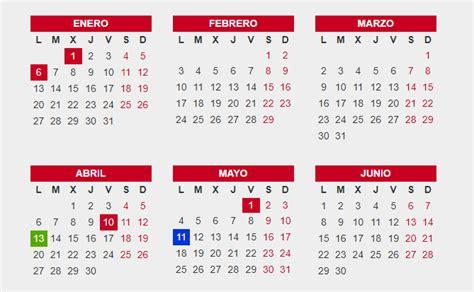 consulta el calendario laboral del en cataluna