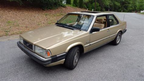 1990 Volvo 780 Coupe Bertone, 163k Miles No Reserve For