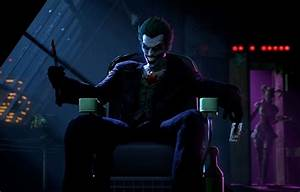 Wallpaper Joker, smile, Batman: Arkham Origins, villain ...