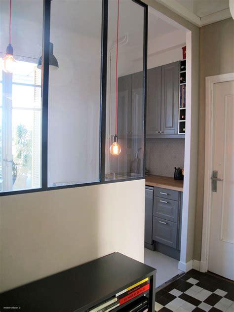 verriere interieure cuisine cuisine vintage et verrière intérieure inside création