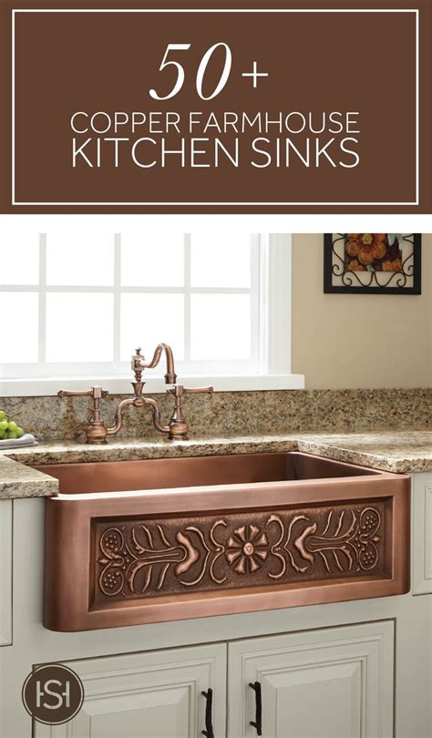 copper farmhouse kitchen sinks 25 best ideas about copper farmhouse sinks on