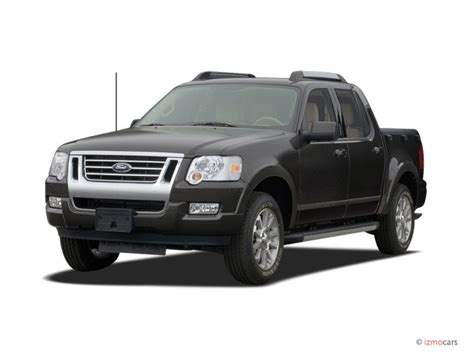 2007 Ford Explorer Sport Trac Review, Ratings, Specs