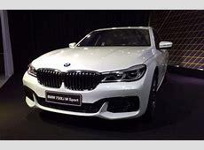 BMW lança o tecnológico Série 7 no Brasil por R$ 709950