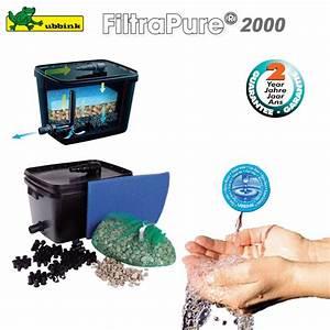 Filtre Bassin Exterieur : filtre pour bassin ext rieur filtrapure 2000 1355965 ubbink 8 ~ Melissatoandfro.com Idées de Décoration