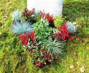 Kreativ Im Herbst : grabbepflanzung herbst einzelgrab grabbepflanzung ~ Lizthompson.info Haus und Dekorationen