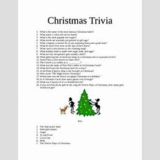 25+ Best Ideas About Christmas Trivia Games On Pinterest  Christmas Trivia, Christmas Games