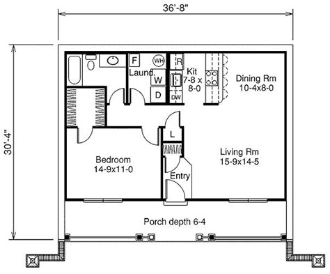 high resolution one bedroom home plans 12 1 bedroom house