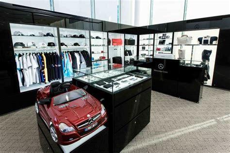 mercedes accessories shop photo news 1st mercedes brand shop