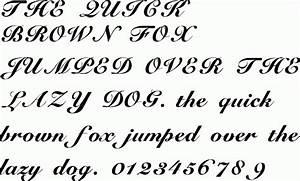 Cursive Elegant Normal free font download