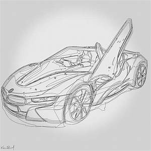 Bmw Drawing Easy