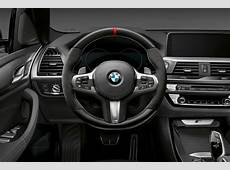 BMW X2, X3 en X4 M Performanceopties Autonieuws