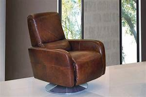 Modern Leather Reclining Chair : Modern Leather Recliner