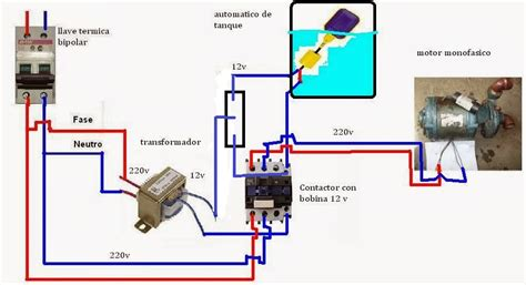 solucionado automatizar bomba y tanque de agua yoreparo