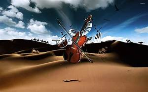 Musical Instrument Backgrounds - WallpaperSafari