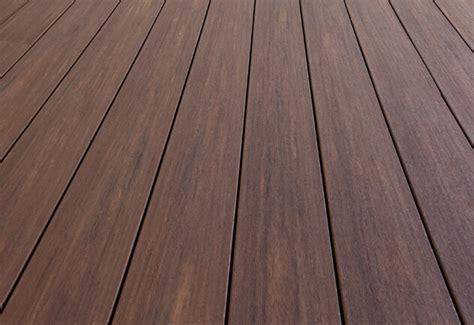 pvc decking plastic decking capped polymer decking azek
