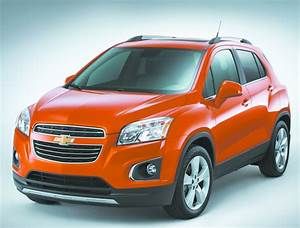 New 2015 Chevrolet Trax Gives Consumers Yet Another Small