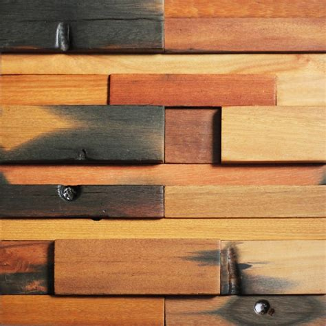Wood Wall Tiles by 20 3d Wall Designs Decor Ideas Design Trends