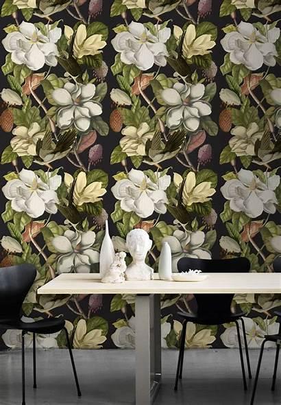 Magnolia Mindthegap Brands Designer Wallpapers Finestwallpaper
