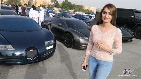 worlds  expensive car show  dubai  auto