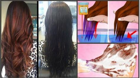 6 Steps How To Use Baking Soda To Remove Hair Color Hair