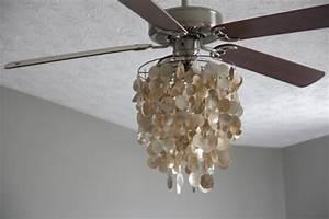 Ocotewa diy ceiling fan add a chandelier