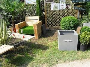 Déco De Jardin : d co de jardin en zinc tours bourges orl ans ~ Melissatoandfro.com Idées de Décoration